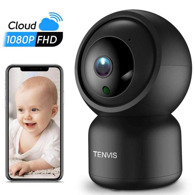 Tenvis WLAN IP Überwachungskamera (2-Wege-Audio, Nachtsicht) für 29,99€ inkl. Versand (statt 40€)