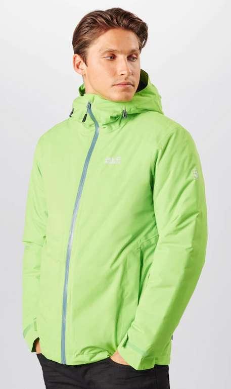 Jack Wolfskin Argon Storm Winterjacke in grün für 109,65€ inkl. Versand (statt 120€)