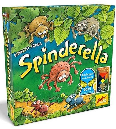 Zoch Gesellschaftsspiel Spinderella für 14,69€ inkl. VSK (statt 23€) - Prime!