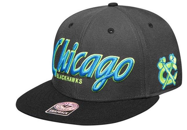 47 Brand Chicago Blackhawks NHL Cap Script Snapback für nur 2,22€ + 3,95€ VSK