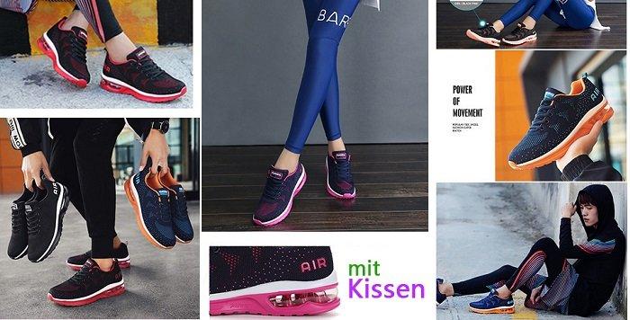 Smarten Damen & Herren Sneaker in verschiedenen Farben