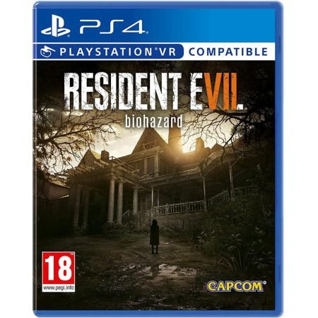 Resident Evil 7: Biohazard (PS4) für 12,19€ inklusive Versand (statt 21€)