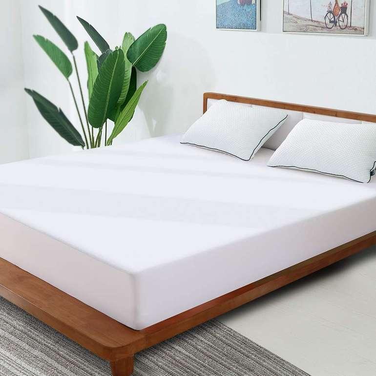BedStory wasserdichte Matratzenschoner reduziert, z.B. 120 x 200 cm für 13,64€