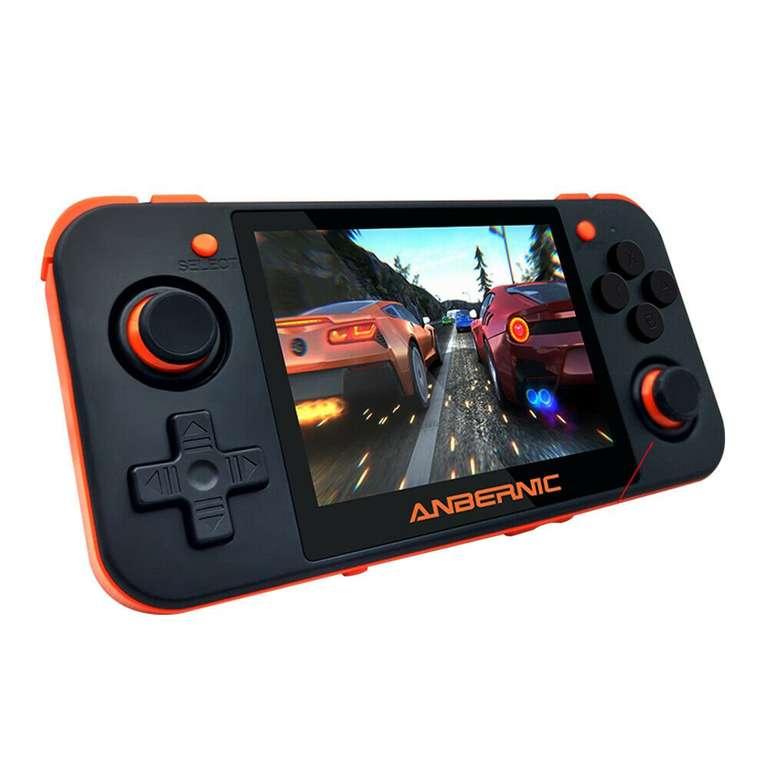 """RG350 3,5"""" Retro Spielekonsole mit 16 GB Speicher (3 Farben) für je 61€ inkl. VSK"""