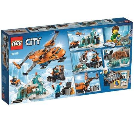 Lego City Arktis - Versorgungsflugzeug (60196) für 49,99€ inkl. Versand