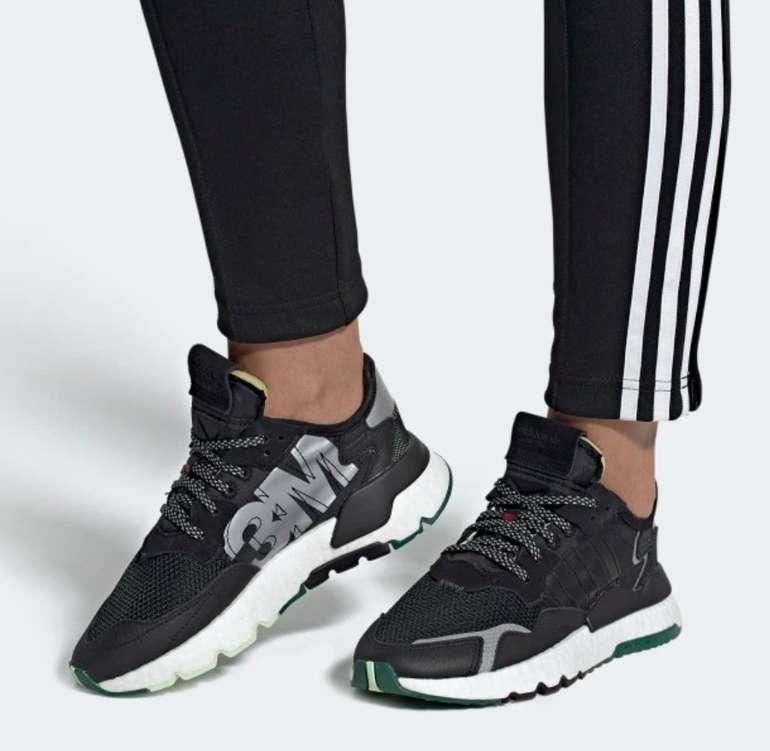 Adidas Outlet Sale mit bis zu 50% Rabatt + 20% Extra - z.B. Nite Jogger Sneaker für 62,37€ (statt 130€)