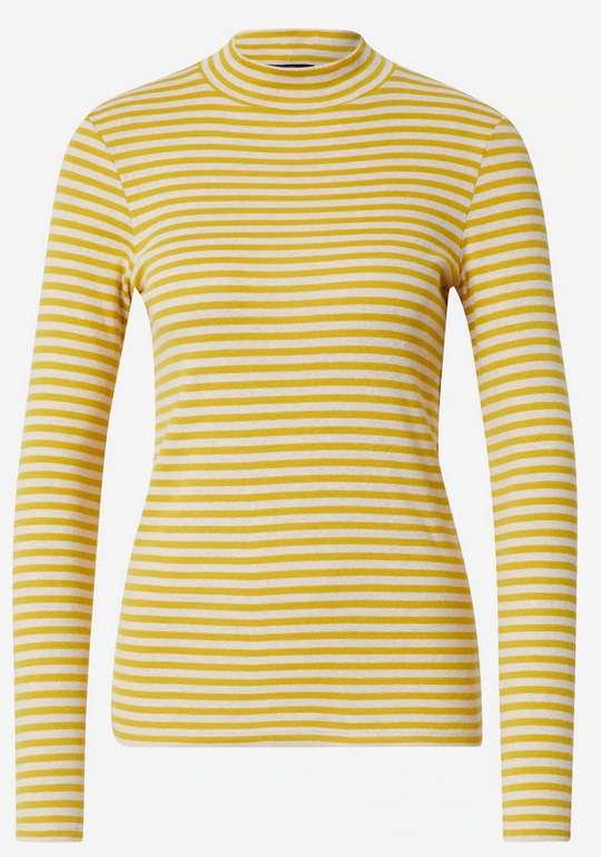Marc O'Polo Shirt in gelb / weiß für 17,90€ inkl. Versand (statt 30€)