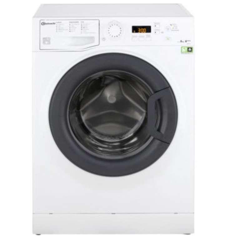 Bauknecht HWM 8F4 - 8kg-Waschmaschine (A+++, 1400 U/Min, AquaStop) für 314,10€ inkl. Versand (statt 436€)