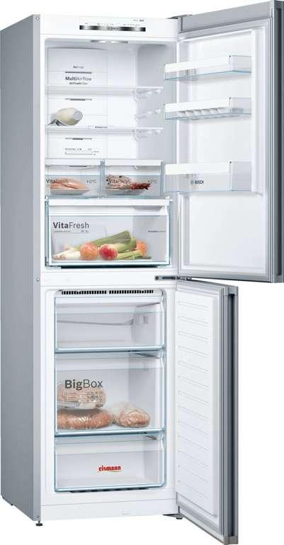 Bosch KGN34VL3A Kühlgefrierkombination mit A++ für 399€ (statt 538€)