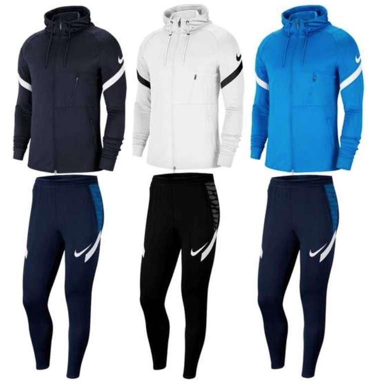 Nike Trainingsanzug Strike 21 (versch. Farben) für je 59,95€ inkl. Versand (statt 82€)