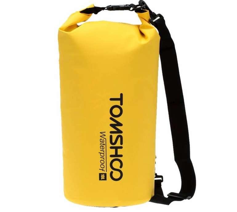 Tomshoo Dry Bags (10 bis 20 Liter) ab 6,49€ inkl. Prime Versand