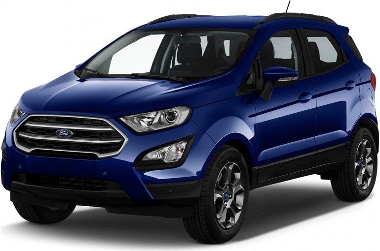 Ford EcoSport ST-Line mit 125PS für 83€ Netto monatlich im Gewerbeleasing - LF: 0,37!