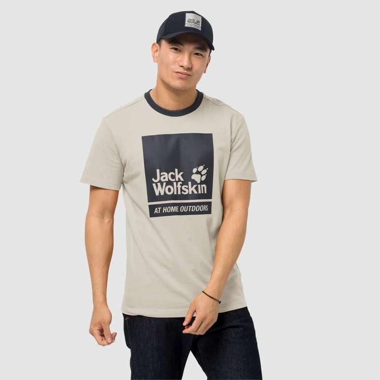 """Jack Wolfskin """"365 Thunder T M"""" T-Shirt in zwei Farben für 17,90€ inkl. Versand (statt 31€)"""