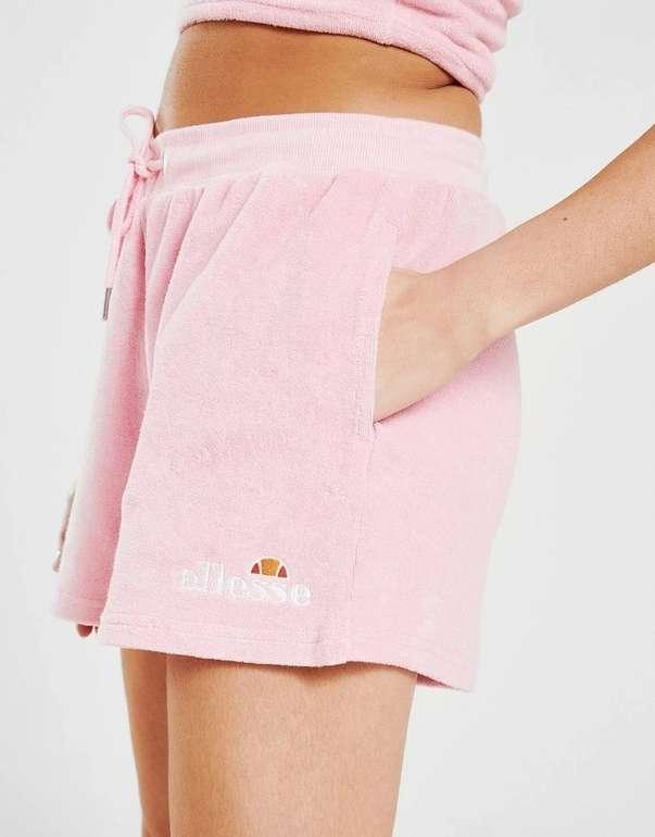 Ellesse Towel Damen Shorts in 2 Farben für je 10€ inkl. Versand (statt 32€)