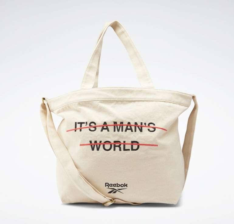 """Reebok Classics Tasche """"It's A Man's World Tote Bag"""" für 26,30€ inkl. Versand (statt 48€)"""