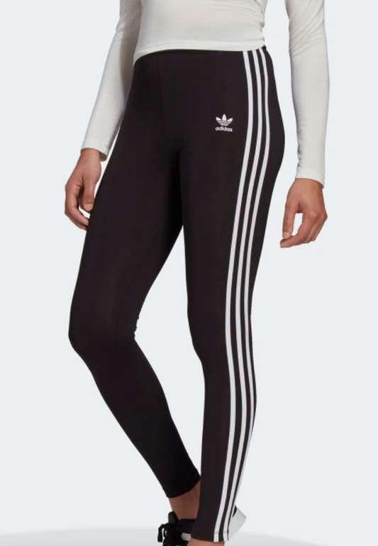 adidas Adicolor Classics 3-Streifen Leggings in schwarz für 22,50€ inkl. Versand (statt 30€) - Creators Club!