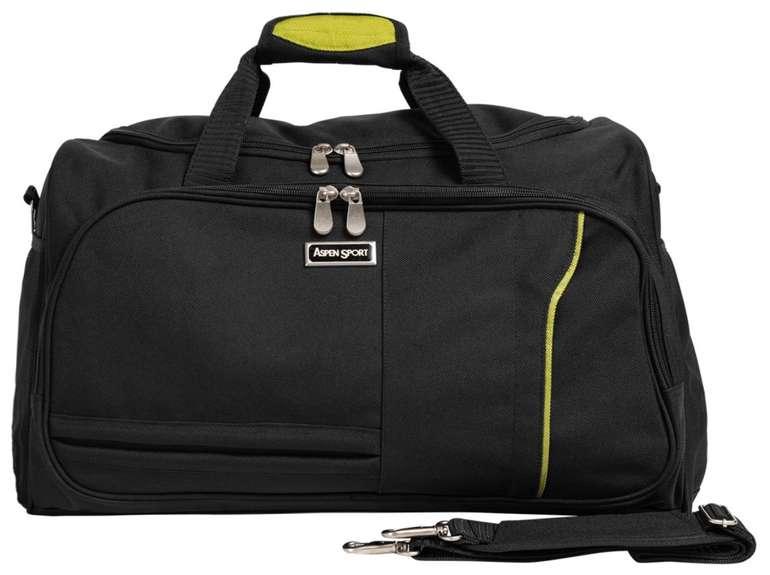 Sportspar: Verschiedene AspenSport Rucksäcke reduziert - z.B. 50 Liter Dakar Sporttasche für 13,99€
