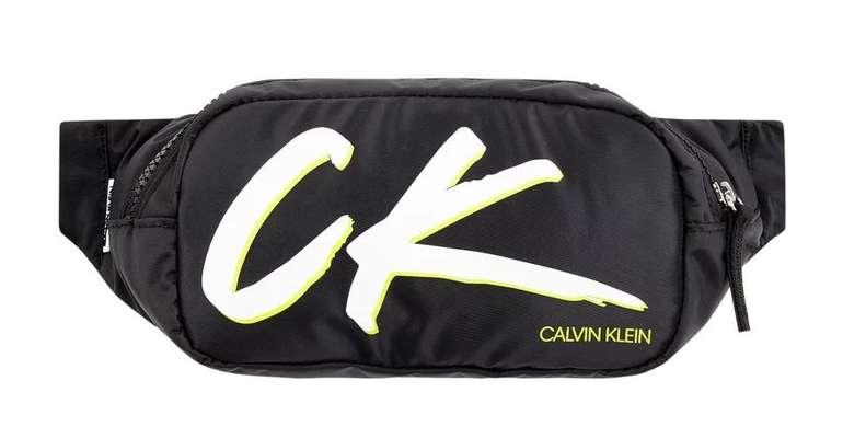 Calvin Klein Underwear Bauchtasche für 27,99€ inkl. Versand (statt 51€)