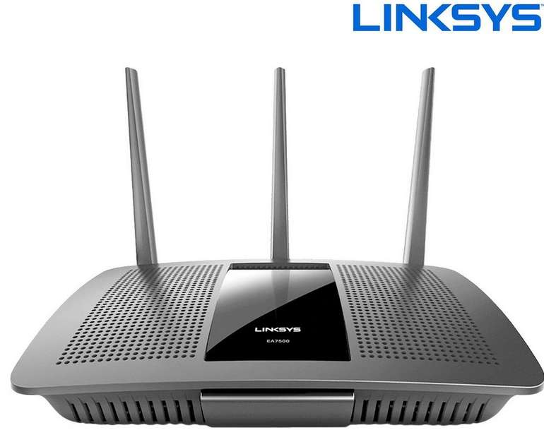 "Linksys Gigabit Dual-Band-Router ""EA7500 Max-Stream AC1900"" für 55,90€ (statt 105€)"