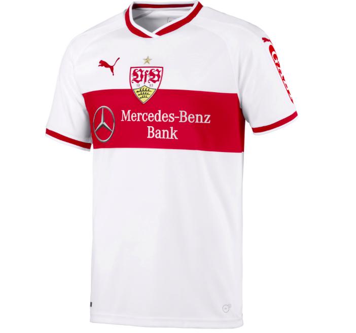 VfB Stuttgart 18/19 Heimtrikot für 34,99€ inkl. Versand (statt 43€)