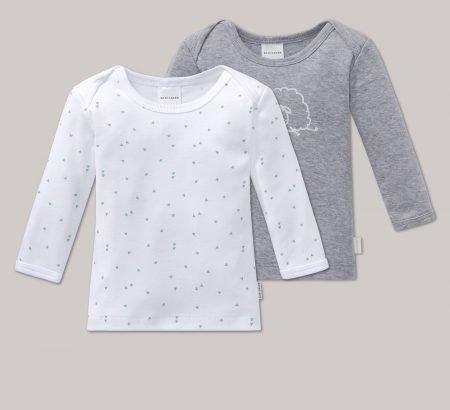 Schiesser: -20% Rabatt bei 40€ MBW + keine VSK, z.B. 2er Pack Baby Shirts 8,95€