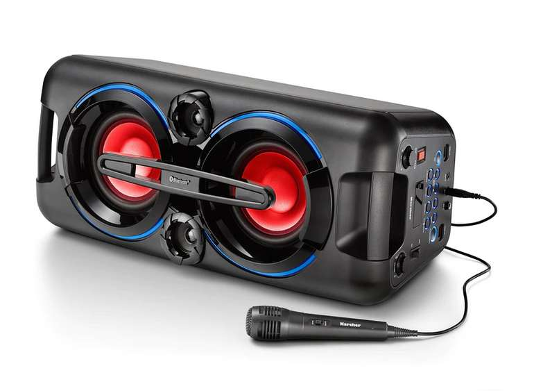 Karcher PS 4460 Bluetooth Soundanlage in schwarz für 99,99€ inkl. Versand (statt 149€)