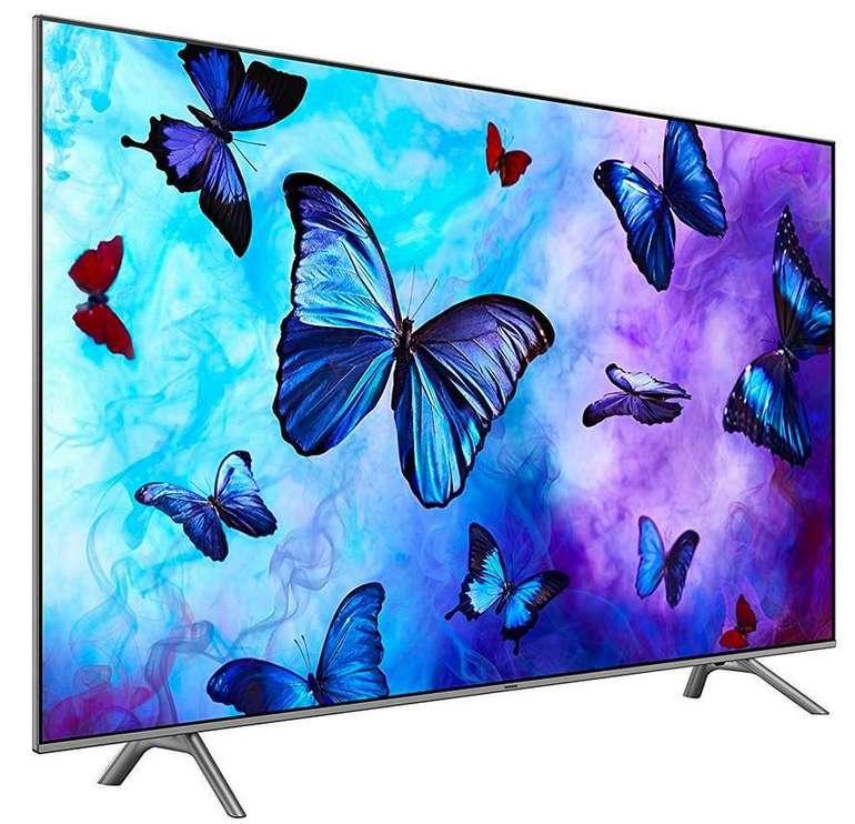 Samsung GQ55Q6FNGT QLED TV mit 55 Zoll & 4K UHD für 699,90€ inkl. Versand