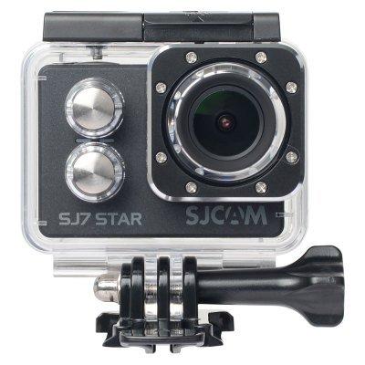 Sjcam SJ7 Star - 4K Actioncam + Unterwassergehäuse für 116,91€ (statt 197€)