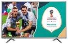 "Hisense H45NEC5655 45"" UHD LED Smart TV mit HDR für 549€ inkl. Versand"