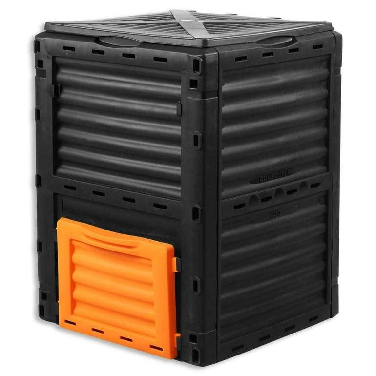 Fuxtec Komposter (300L, 82x61x61) für 35,10€ inkl. Versand (statt 39€