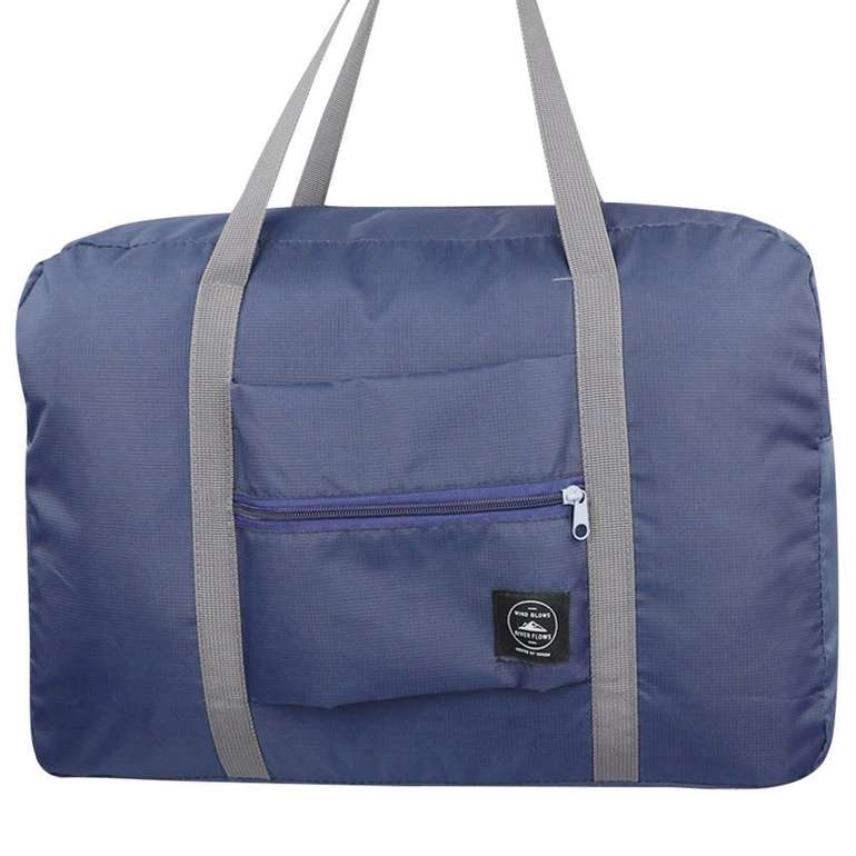 Wudube faltbare Nylon-Reisetasche in verschiedenen Farben für je 5,33€ inkl. Versand (statt 10€)