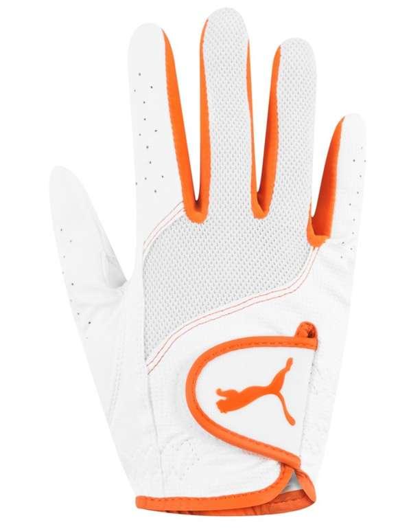 Puma Performance Kinder Golfhandschuh für Linkshänder (Rechte Hand, Größe S - XL) für 7,28€ (statt 14€)