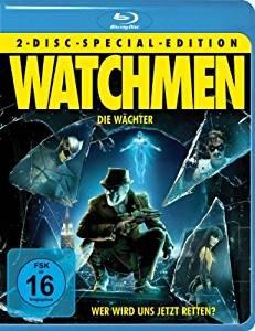 Watchmen - Die Wächter (Blu-ray) für 3,66€ inkl. Versand (statt 6€)