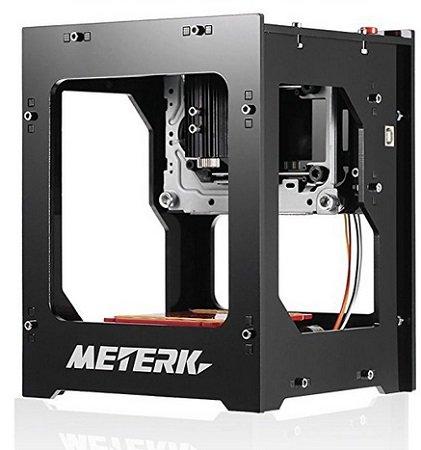 Meterk - Laser Graviermaschine mit Bluetooth & 6000mAh Akku für 86,99€ inkl. VSK