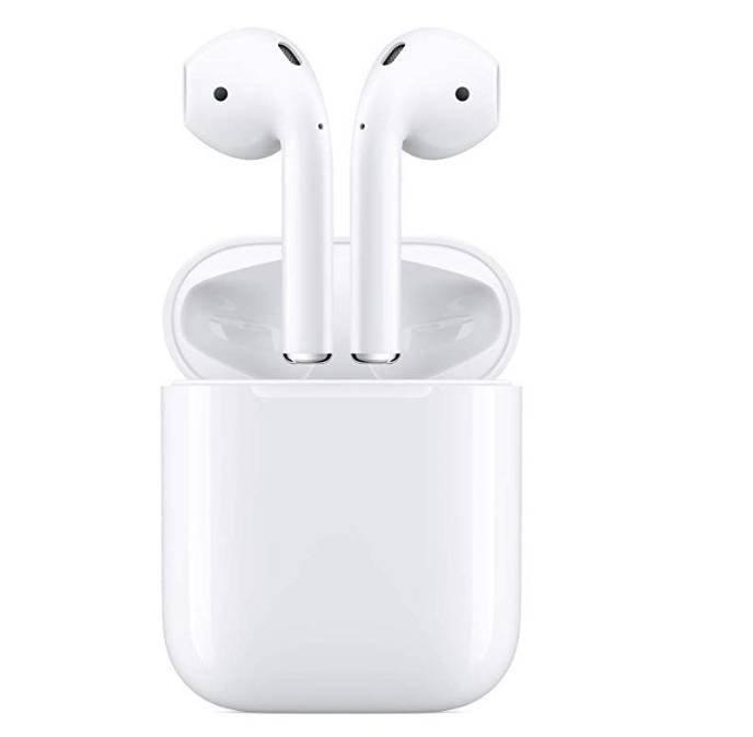 Apple Airpods 2 mit kabellosem Ladecase für 129€ (statt 168€) - nur in lokalen Vodafone Stores!