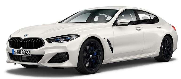 Privat & Gewerbe Leasing: BMW 840i Gran Coupé (Gebraucht) mit 340 PS für 653,31€ brutto mtl. (LF: 0,53)