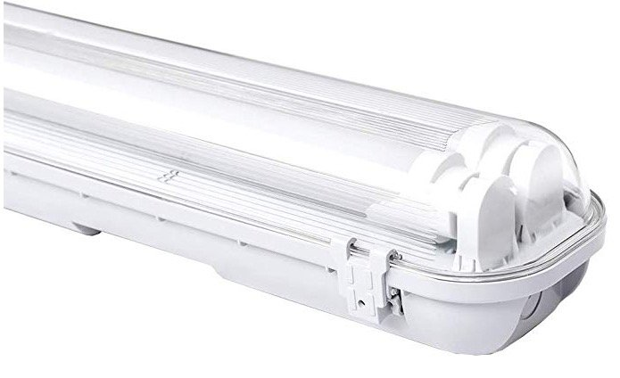 -30% auf WIS LEDs, z.B. 9W LED Feuchtraumleuchte Kaltweiß 60cm für 16,09€