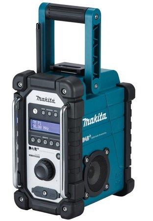 Makita Radio DMR110 – Akku Baustellenradio (DAB+ möglich) für 94,95€ mit Versand