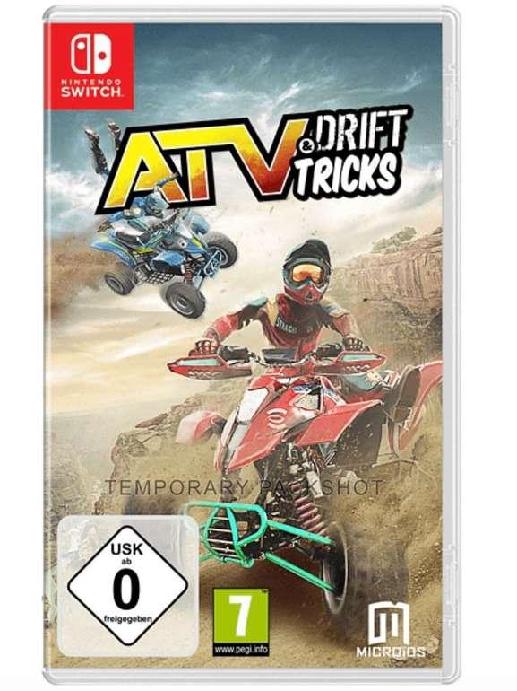 ATV Drift & Tricks (Nintendo Switch) für 16,99€ inkl. Versand (statt 23€)