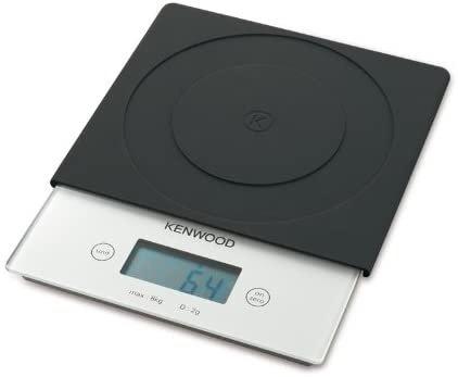 Kenwood AT850B Digitale Küchenwaage bis 8 kg für 20€ inkl. Prime Versand (statt 36€)