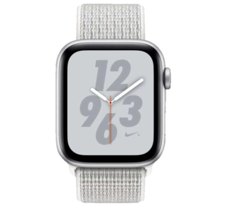 Apple Watch Series 4 Nike+ 44mm (GPS) mit Sport Loop für 367,08€ inkl. Versand