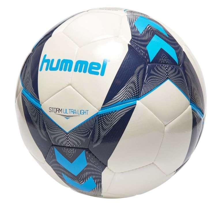 hummel Storm Light & Ultra Light Fußball Gr. 3/5 für je 11,94€ (statt 15€)