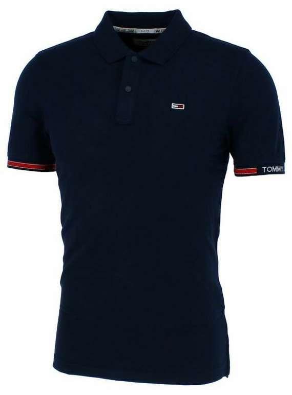 Tommy Jeans Herren Polo Shirts für je 39,90€ (statt 60€)