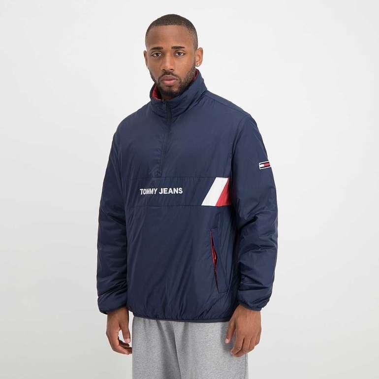Kickz Last Chance Sale mit 20% Extra Rabatt - z.B. Tommy Jeans Reversible Retro Popover Jacket für 79,99€