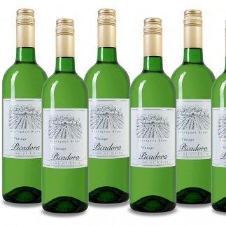 12 Flaschen Weißwein: Picadora - Sauvignon Blanc Central Valley für 45€