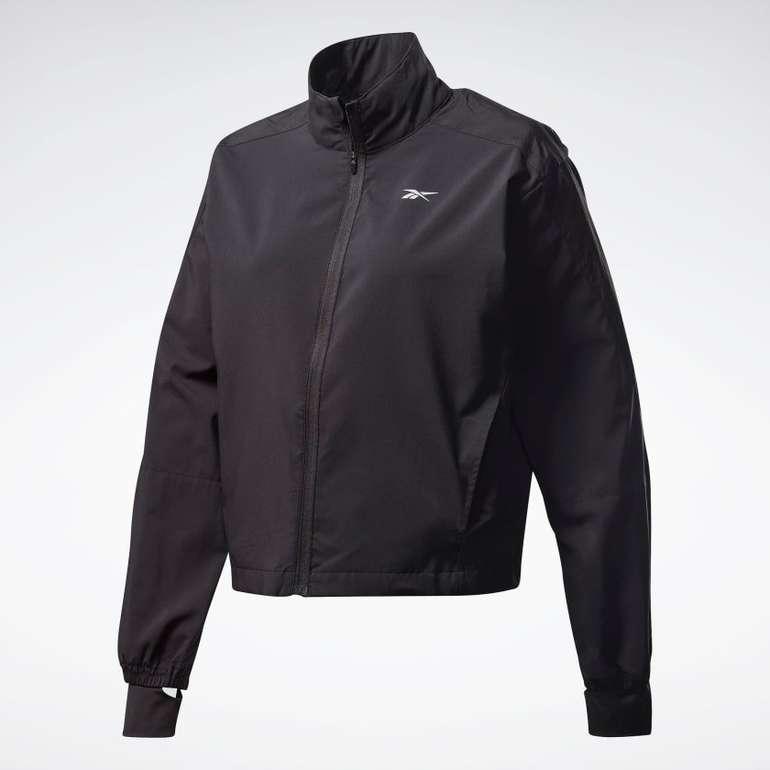 Reebok Running Essentials Wind Jacket in Schwarz für 27,30€ inkl. Versand (statt 32€)