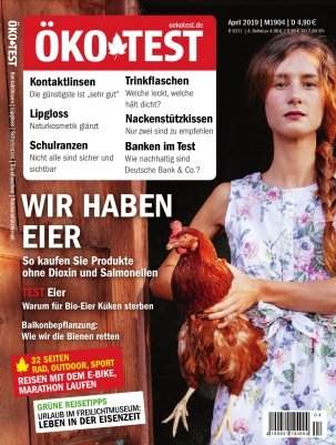 Öko-Test Jahresabo (12 Ausgaben) für 25,92€ inkl. Versand (sonst 52€)