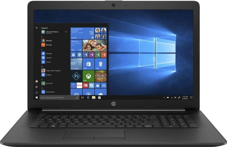 HP 17-by0344ng - 17,3″ Notebook mit i3, 8GB RAM & 256GB SSD für 393,92€ inkl. Versand (statt 438€)