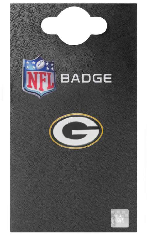 NFL: Verschiedene Metall Wappen Pin Anstecker ab 0,99€inkl. Versand (statt 5€)