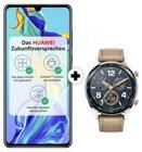 Huawei P30 + Watch GT für 149€ inkl. o2 All-In M Allnet-Flat mit 6GB LTE für 24,99€ mtl.